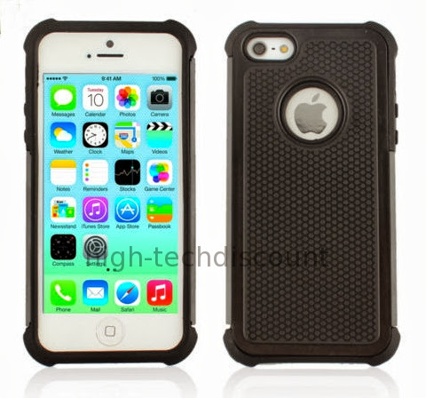 housse etui coque anti choc rigide pour apple iphone 5c film ecran noir apple iphone 5c. Black Bedroom Furniture Sets. Home Design Ideas
