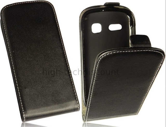 Housse etui coque pochette pu cuir fine pour alcatel one for Housse alcatel one touch