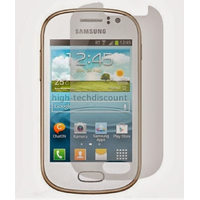 Lot de 3x films de protection protecteur ecran pour s6810 Galaxy Frame