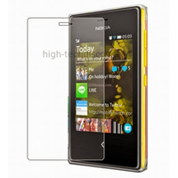 Lot de 3x films de protection protecteur ecran pour Nokia Asha 503