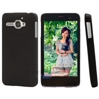 Housse etui coque pochette rigide pour Alcatel One Touch Star 6010D + film ecran - NOIR