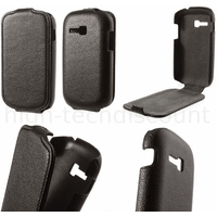 Housse etui coque pochette PU cuir pour Samsung s6790 Galaxy Fame Lite + film ecran