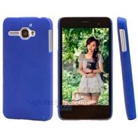 Housse etui coque pochette rigide pour Alcatel One Touch Star 6010D + film ecran - BLEU
