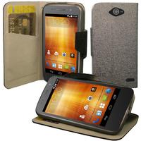 Housse etui coque pochette portefeuille pour Orange HI 4G - NOIR