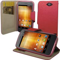Housse etui coque pochette portefeuille pour Orange HI 4G - ROSE