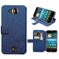 Housse etui coque pochette portefeuille pour Acer Liquid Jade + film ecran - BLEU