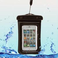 Housse etui pochette etanche waterproof pour Motorola Moto E - NOIR