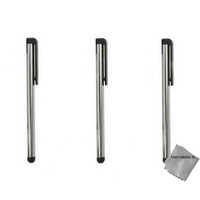 Lot 3x stylets stylus stylos tactiles pour HTC 10 (One M10)