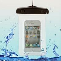 Housse etui coque pochette etanche waterproof pour Huawei Ascend Y3 - Y360 - TRANSPARENT