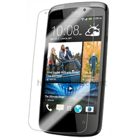 Lot de 3x films de protection protecteur ecran pour HTC Desire 500