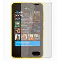 Lot de 3x films de protection protecteur ecran pour Nokia Asha 501