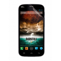 Lot de 3x films de protection protecteur ecran pour Wiko Darkfull