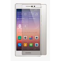 Lot de 3x films de protection protecteur ecran pour Huawei Ascend P7