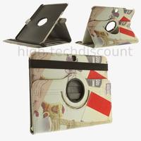 Housse etui coque pochette PU cuir pour Samsung Galaxy Tab 4 10.1 T530 + film ecran - PARIS