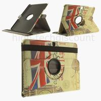 Housse etui coque pochette PU cuir pour Samsung Galaxy Tab 4 10.1 T530 + film ecran - LONDRES
