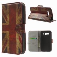 Housse etui coque portefeuille PU cuir pour Alcatel One Touch Pop C9 7047D + film ecran - UK