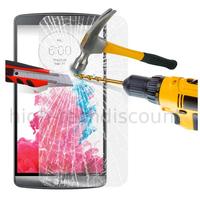 Film de protection vitre verre trempe transparent pour LG G3