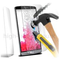 Film de protection vitre verre trempe transparent pour LG G3 S (G3 Mini)