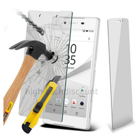 Film de protection vitre verre trempe transparent pour Sony Xperia Z5 Premium / Z5 Premium Dual
