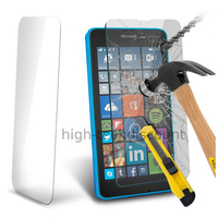 Film de protection vitre verre trempe transparent pour Microsoft Lumia 640 LTE