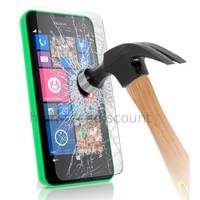 Film de protection vitre verre trempe transparent pour Nokia Lumia 530