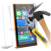 Film de protection vitre verre trempe transparent pour Nokia Lumia 730 / 735