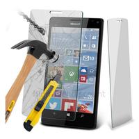 Film de protection vitre verre trempe transparent pour Microsoft Lumia 950