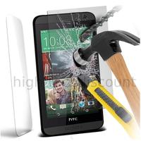 Film de protection vitre verre trempe transparent pour HTC Desire 610