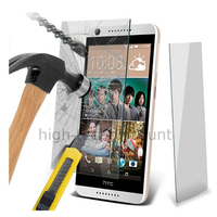 Film de protection vitre verre trempe transparent pour HTC Desire 626