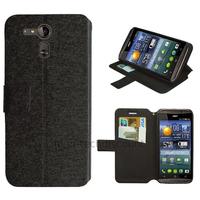 Housse etui coque pochette portefeuille pour Acer Liquid E700 + film ecran - NOIR