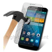 Film de protection vitre verre trempe transparent pour Huawei Ascend G7