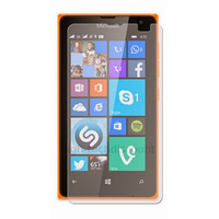 Lot de 3x films de protection protecteur ecran pour Microsoft Lumia 532