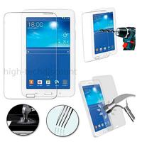 Film de protection vitre verre trempe transparent pour Samsung T110 Galaxy Tab 3 7.0 Lite
