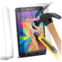 Film de protection vitre verre trempe transparent pour Samsung T230 Galaxy Tab 4 7.0