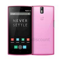 Housse etui coque pochette silicone gel fine pour OnePlus 2 + film ecran - ROSE