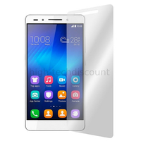 Lot de 3x films de protection protecteur ecran pour Huawei Honor 7