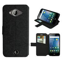 Housse etui coque pochette portefeuille pour Acer Liquid Z530 + film ecran - NOIR