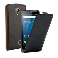 Housse etui coque pochette PU cuir fine pour Acer Liquid M330 + film ecran - NOIR