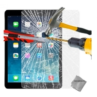 Film de protection vitre verre trempe transparent pour Apple iPad Air 2