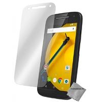 Lot de 3x films de protection protecteur ecran Motorola Moto E 2eme generation