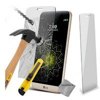 Film de protection vitre verre trempe transparent pour LG G5