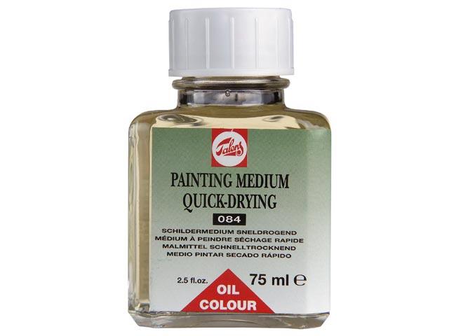 Médium à peindre à séchage rapide - Talens 084 - 75ml