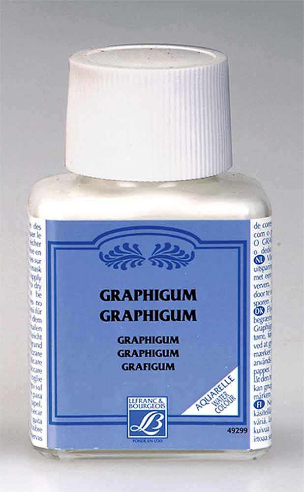 Graphigum - Lefranc Bourgeois - 75ml