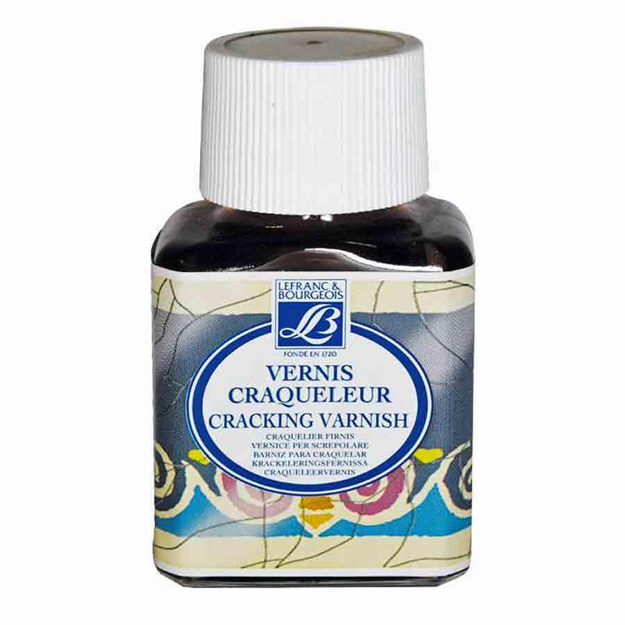 Vernis craqueleur - Lefranc & Bourgeois - 75ml