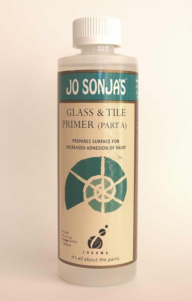 Apprêt pour verre et céramique - Jo Sonja