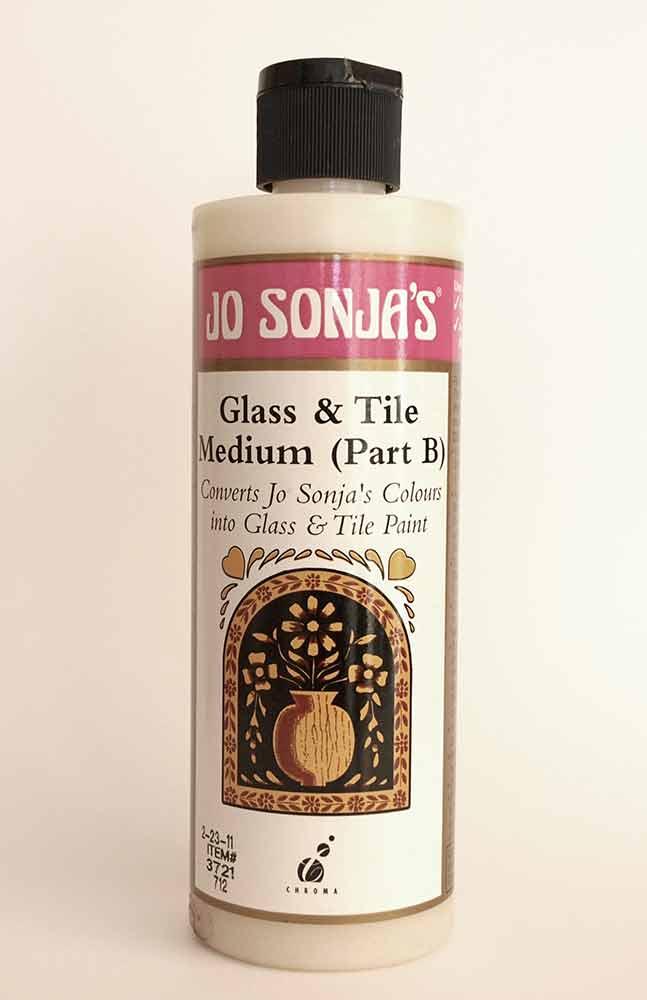 Médium pour verre et céramique - Jo Sonja - 250ml