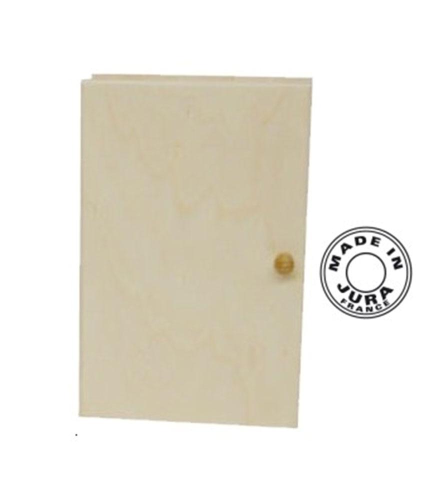 Boîte à clefs forme livre