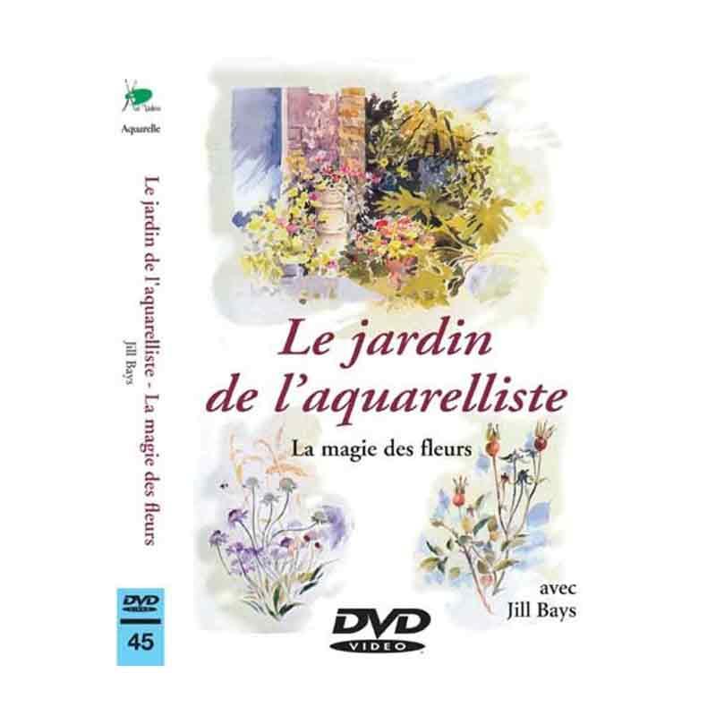 DVD -  Le jardin de l\'aquarelliste
