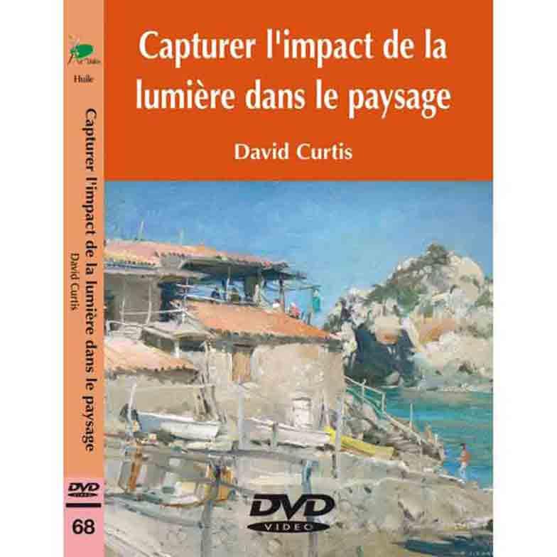 DVD - Capturer l\'impact de la lumière dans le paysage