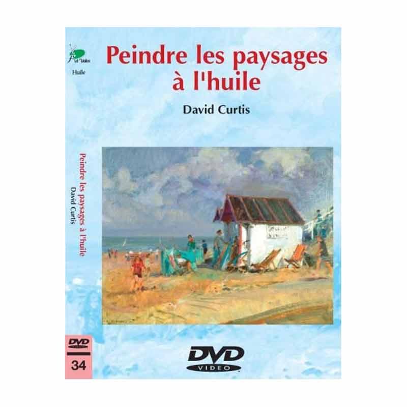 DVD - Peindre les paysages à l\'huile